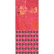 Autistic Art Dots hernyóselyem sál 140x60 cm