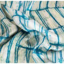Autistic Art Bamboo hernyóselyem sál 140x60 cm