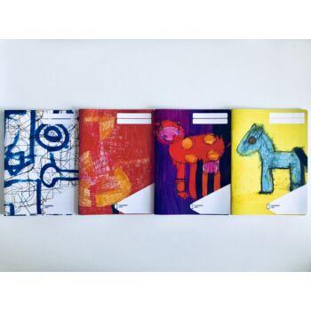 Autistic Art füzet kollekció