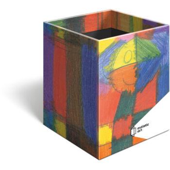 Autistic Art ceruzatartó