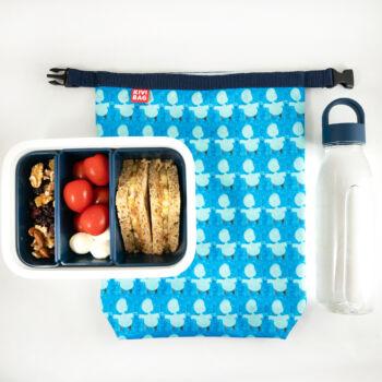 Lunch Bag Bluemen