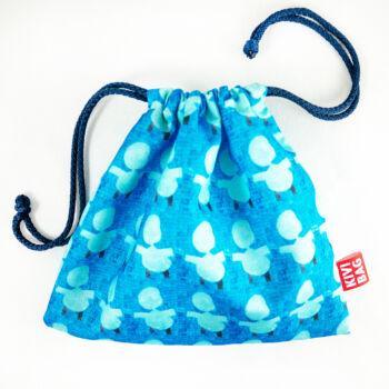 Snack Bag Bluemen