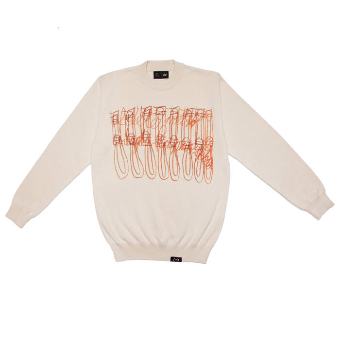 Kele for Autistic Art Sweaters - HANDHOLDS